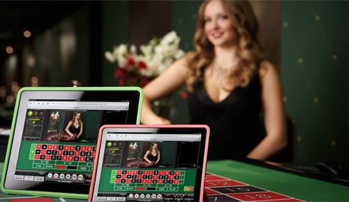 """Live casino spellen spelen op je mobiele telefoon"""